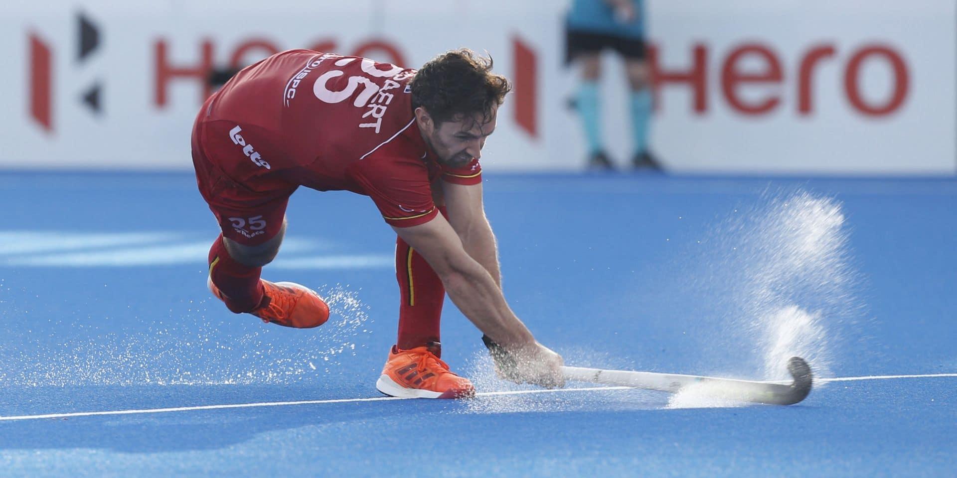 Pro League: les Red Lions concèdent un partage et perdent aux shoot out face aux Allemands (1-1)