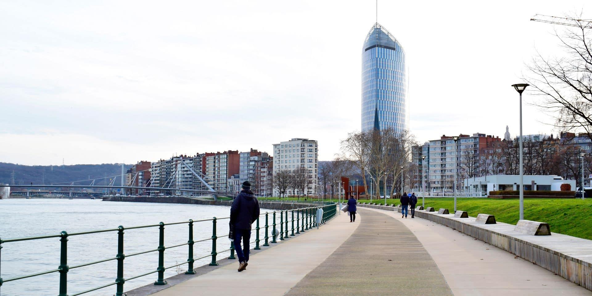 """Liège : """"On traîne l'affaire Nethys comme un boulet depuis des années"""""""