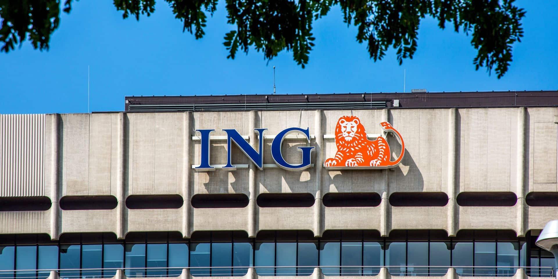 """ING Belgique a servi d'intermédiaire à de nombreuses transactions """"suspectes"""""""