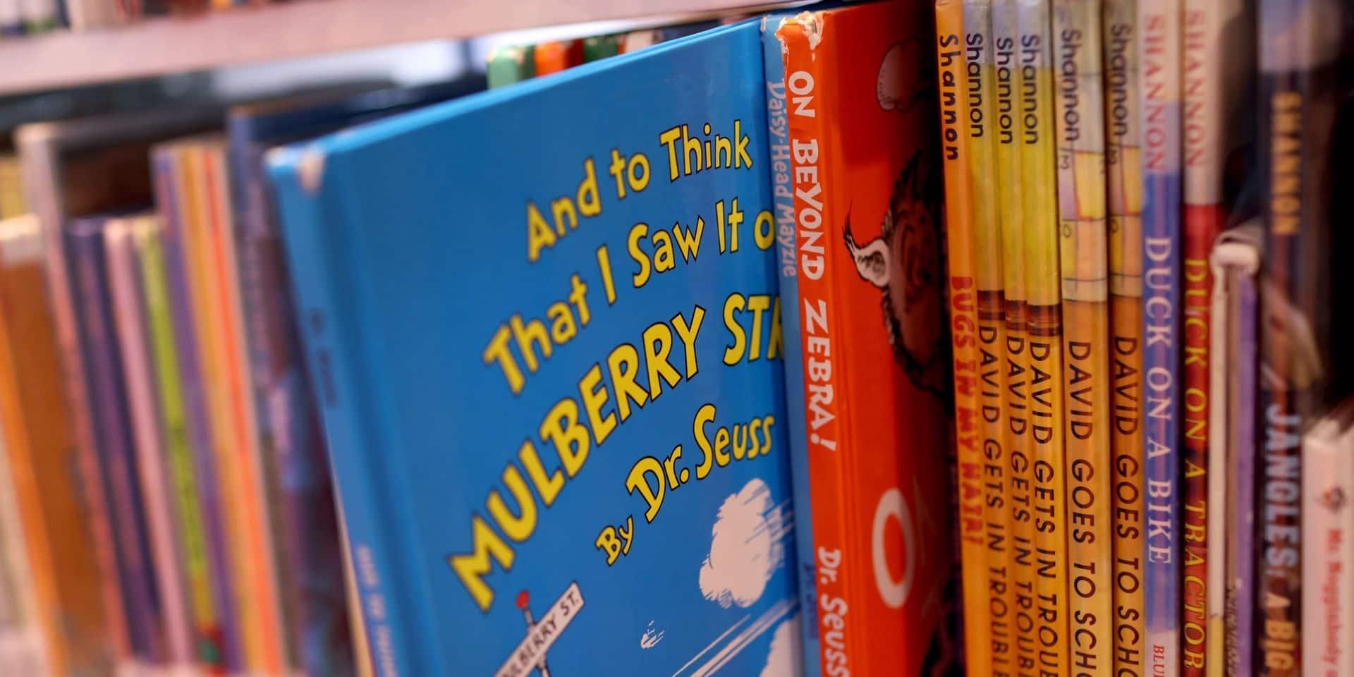 """Dr. Seuss raciste? Des livres retirés, la droite américaine dénonce la """"cancel culture"""""""
