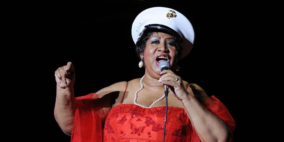 The Queen of Soul Aretha Franklin est morte