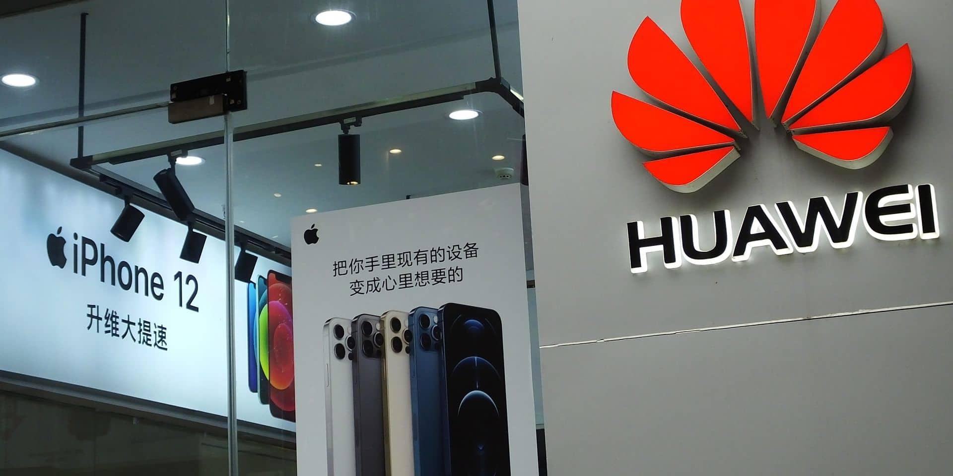 "Réseaux 5G : la France valide la loi ""anti-Huawei"""