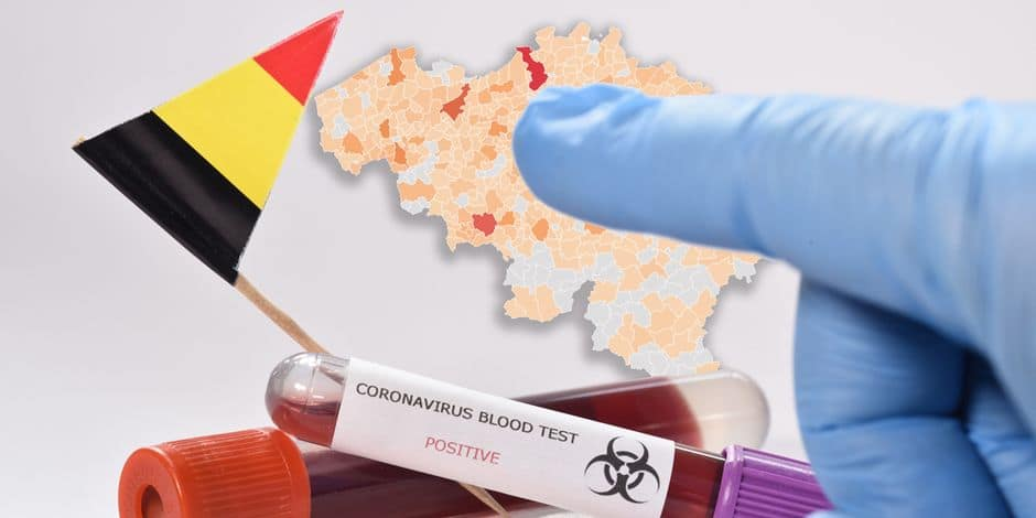Combien de cas détectés de coronavirus dans votre commune ? Consultez notre carte