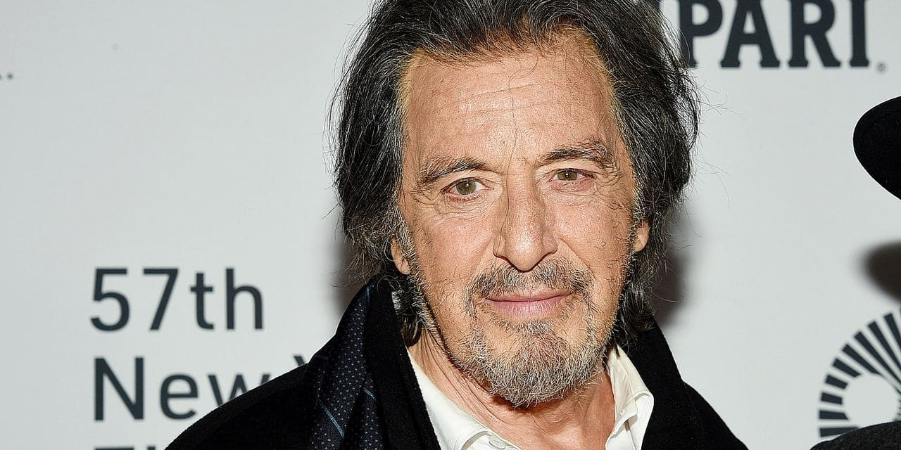 L'acteur Al Pacino