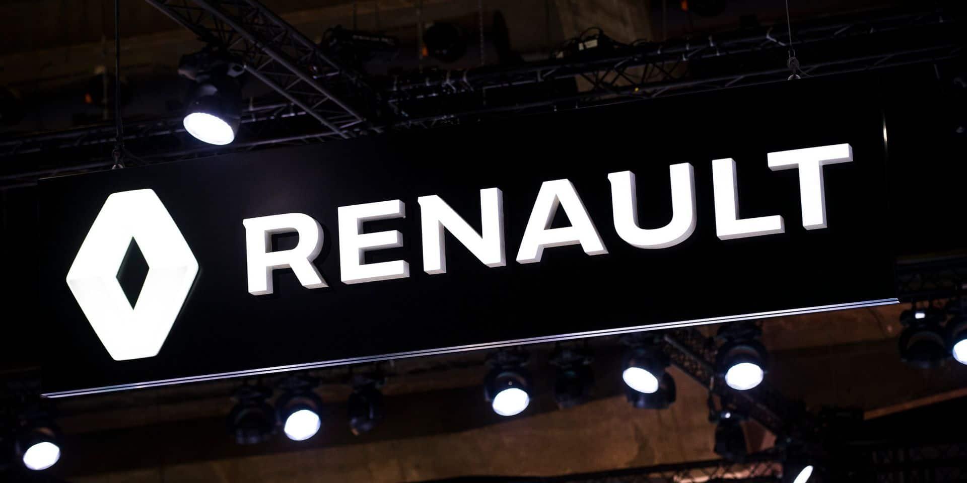 Renault dans le rouge pour la première fois en dix ans n'exclut pas des fermetures d'usine