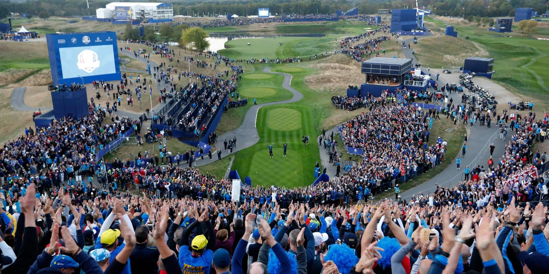 Open de France : revoilà le Golf National !