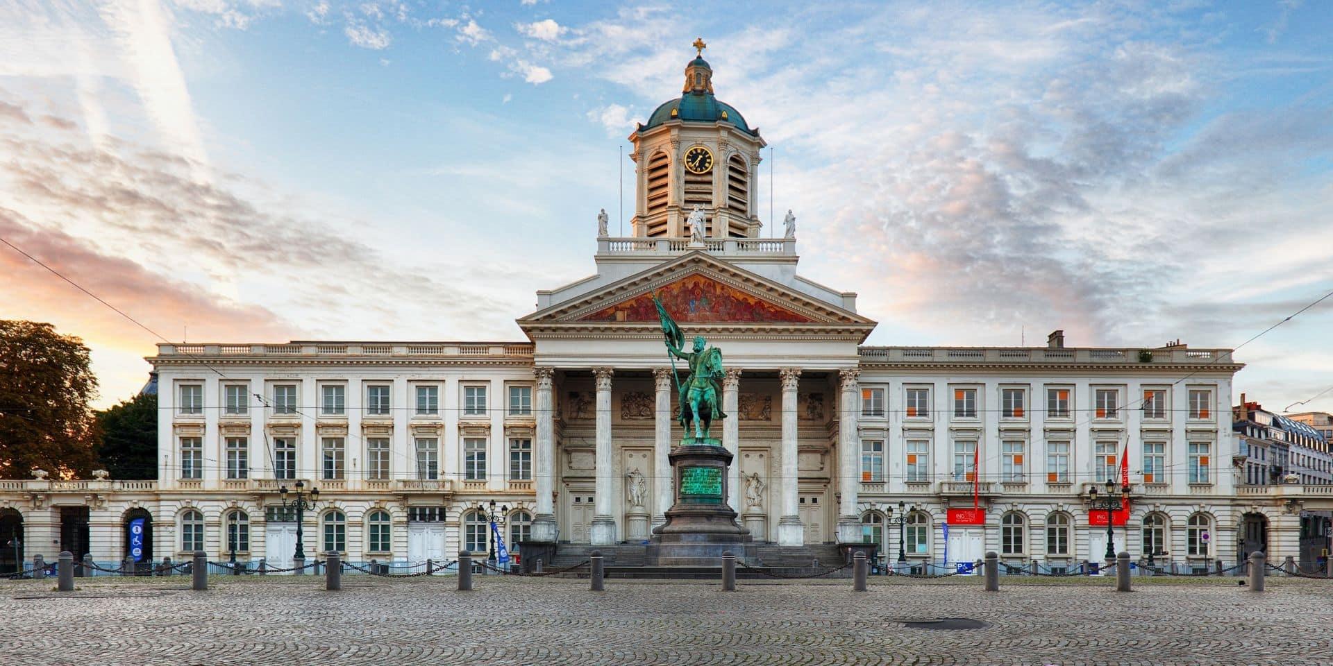 Un nouveau projet de réaménagement de la Place Royale soumis à une enquête publique