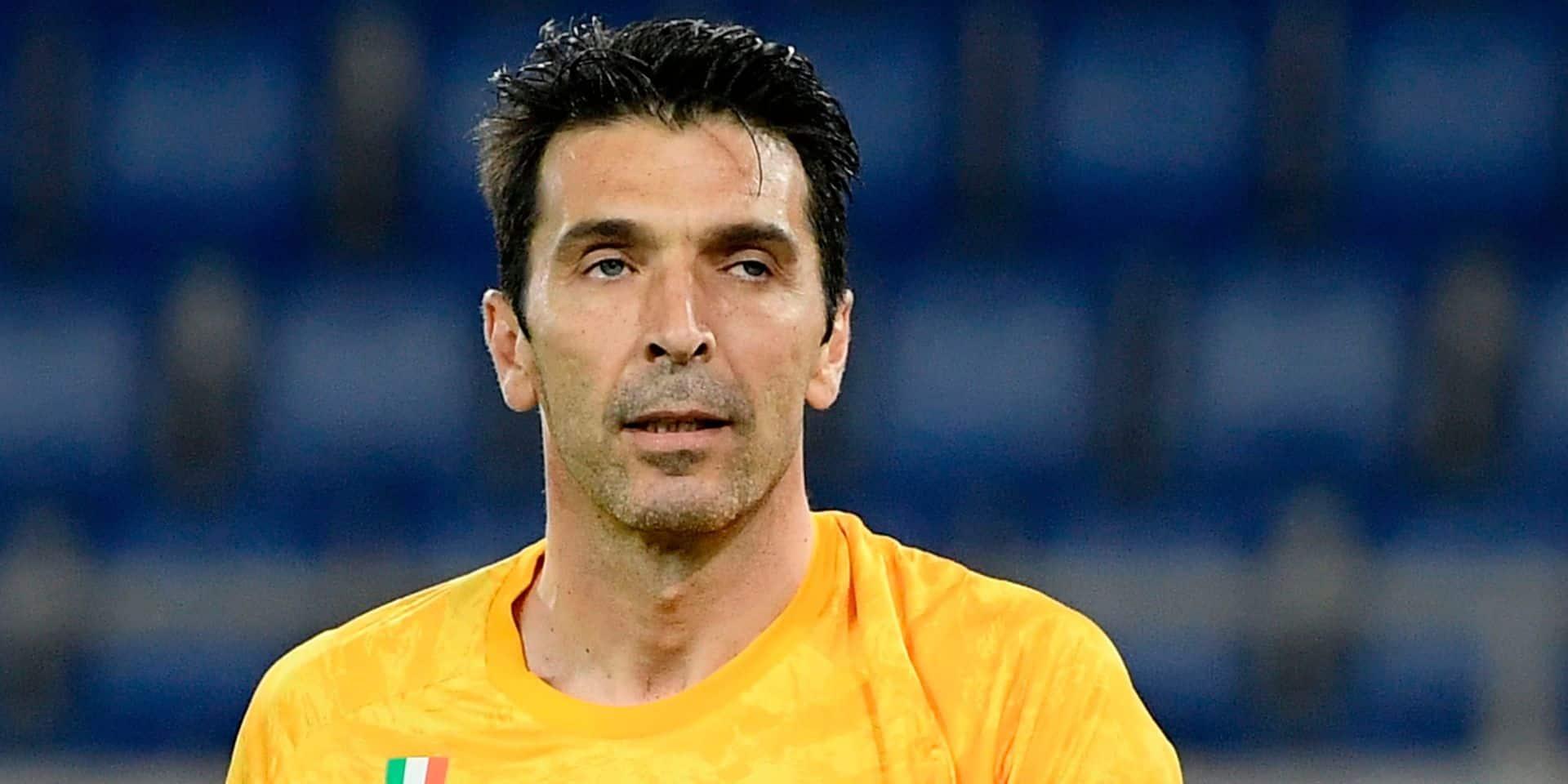 La Juventus prolonge d'un an les contrats de ses tauliers Buffon et Chiellini