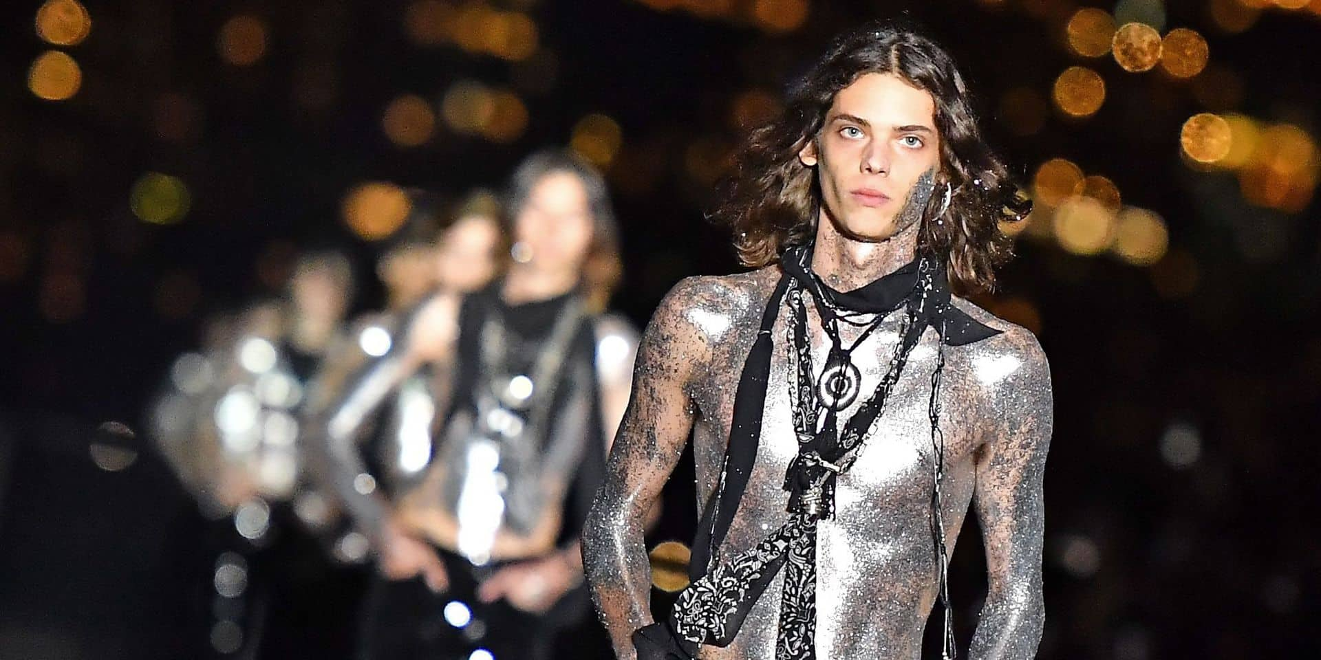 Le nouveau western de Saint Laurent à New York