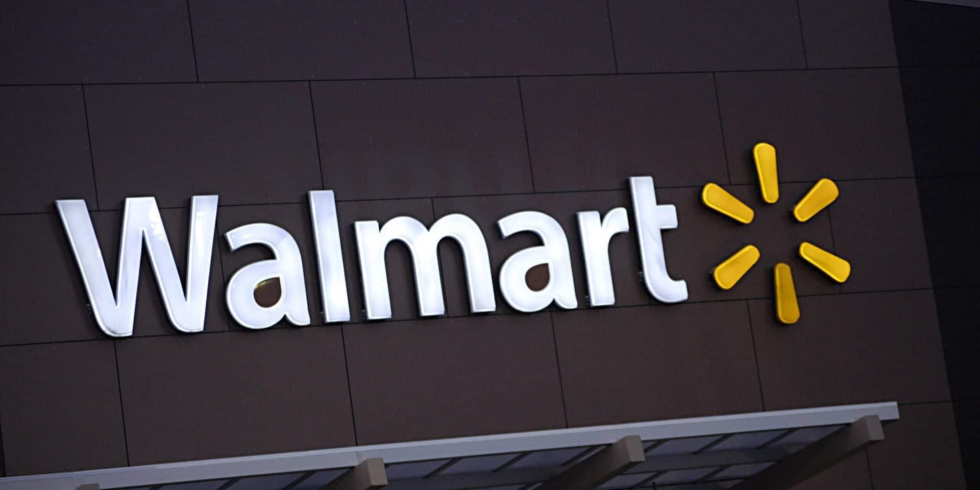 Walmart crée une mystérieuse start-up fintech