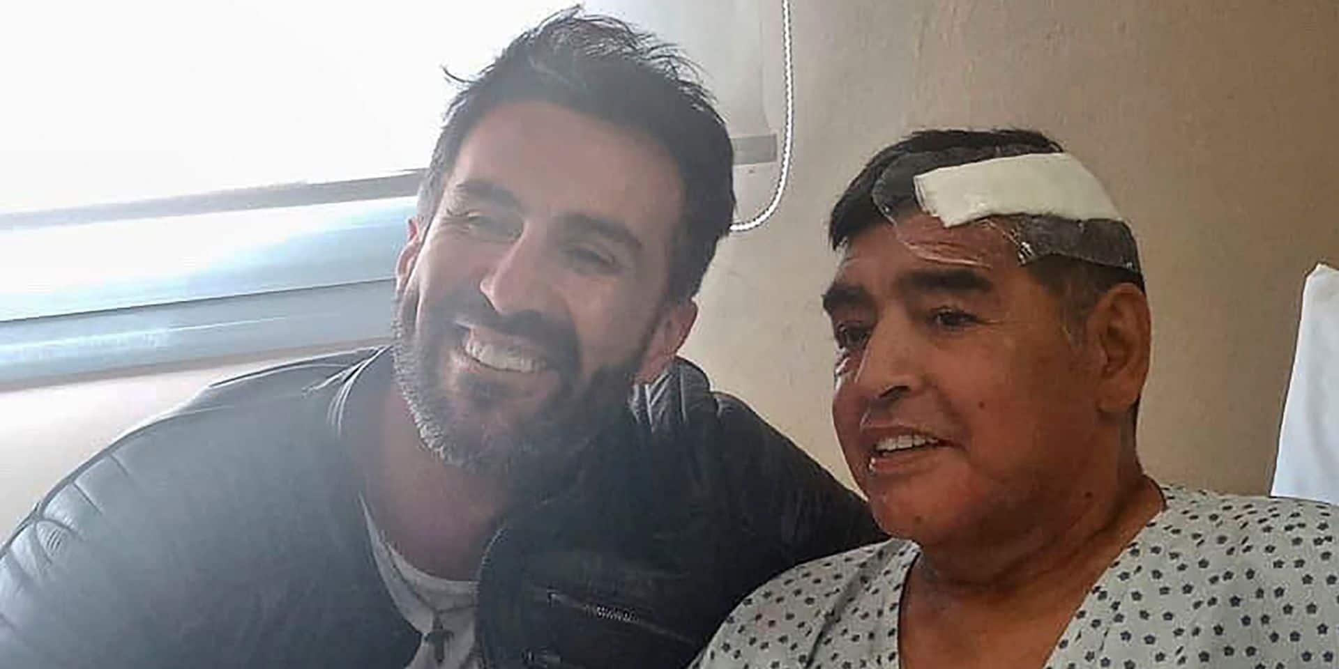 Le médecin de Maradona fait l'objet d'une enquête pour homicide involontaire