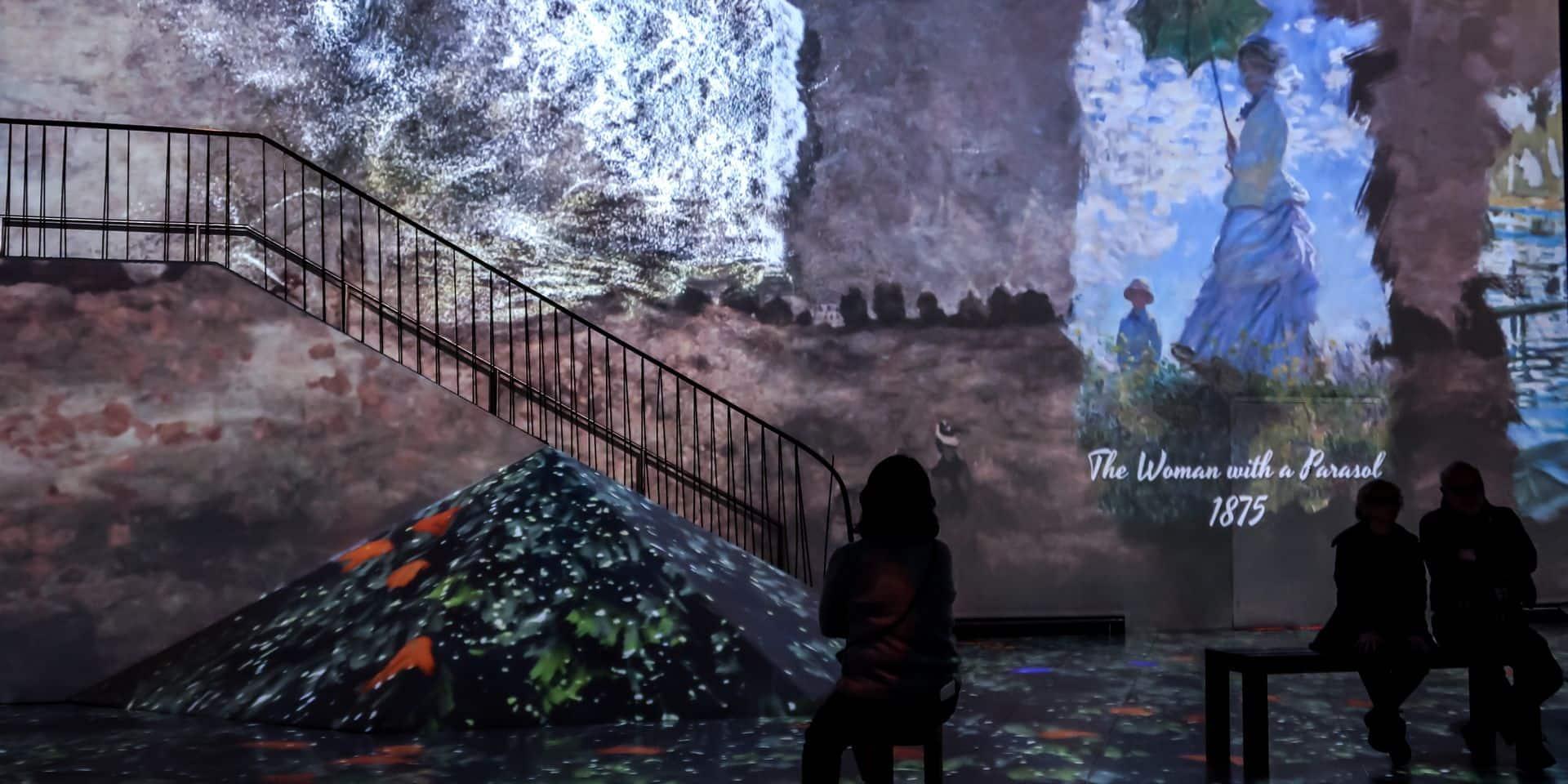 Entrer chez Claude Monet