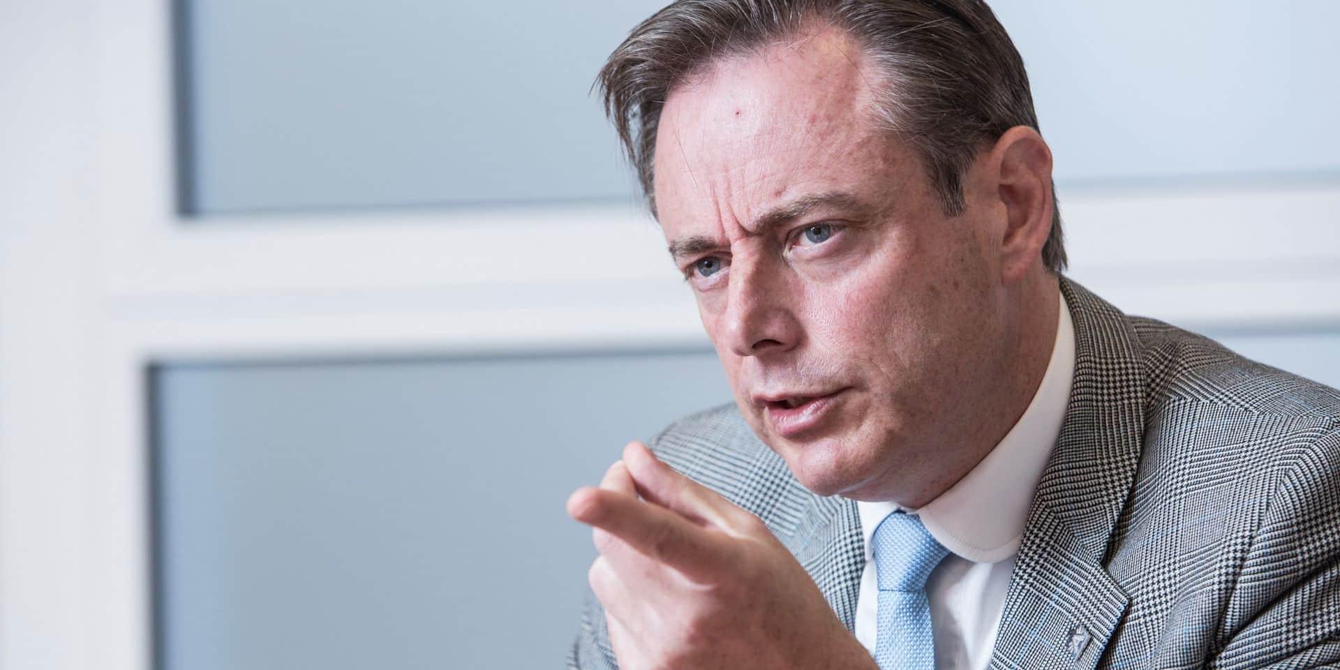 """""""Dimanche, Bart De Wever a tenté un dernier coup de poker"""""""