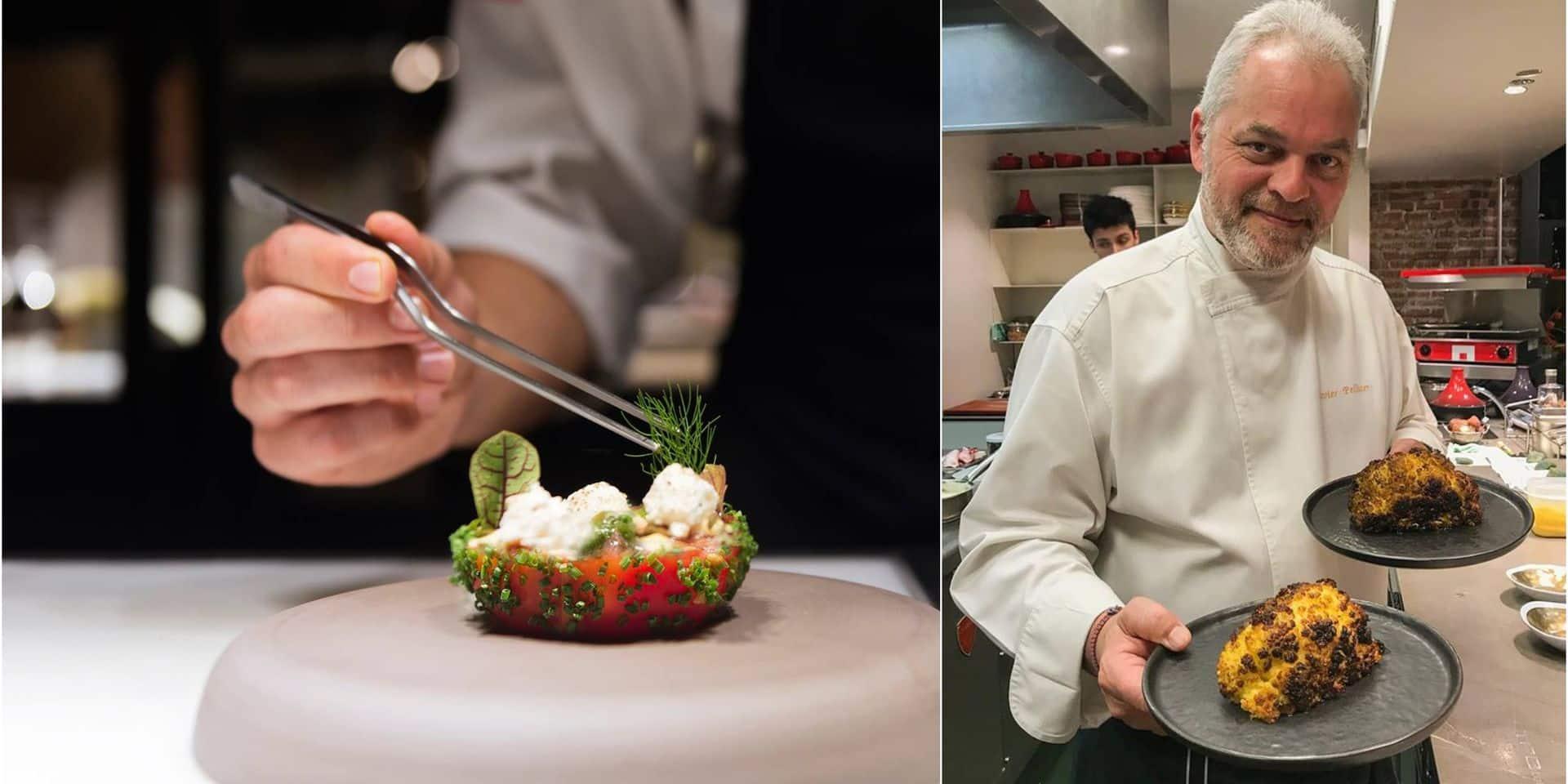 4 restaurants belges dans le top 10 mondial des meilleurs restaurants cuisinant des légumes !