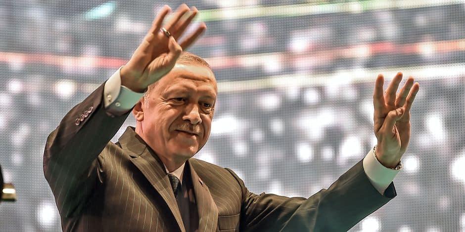 Erdogan dénonce la mentalité