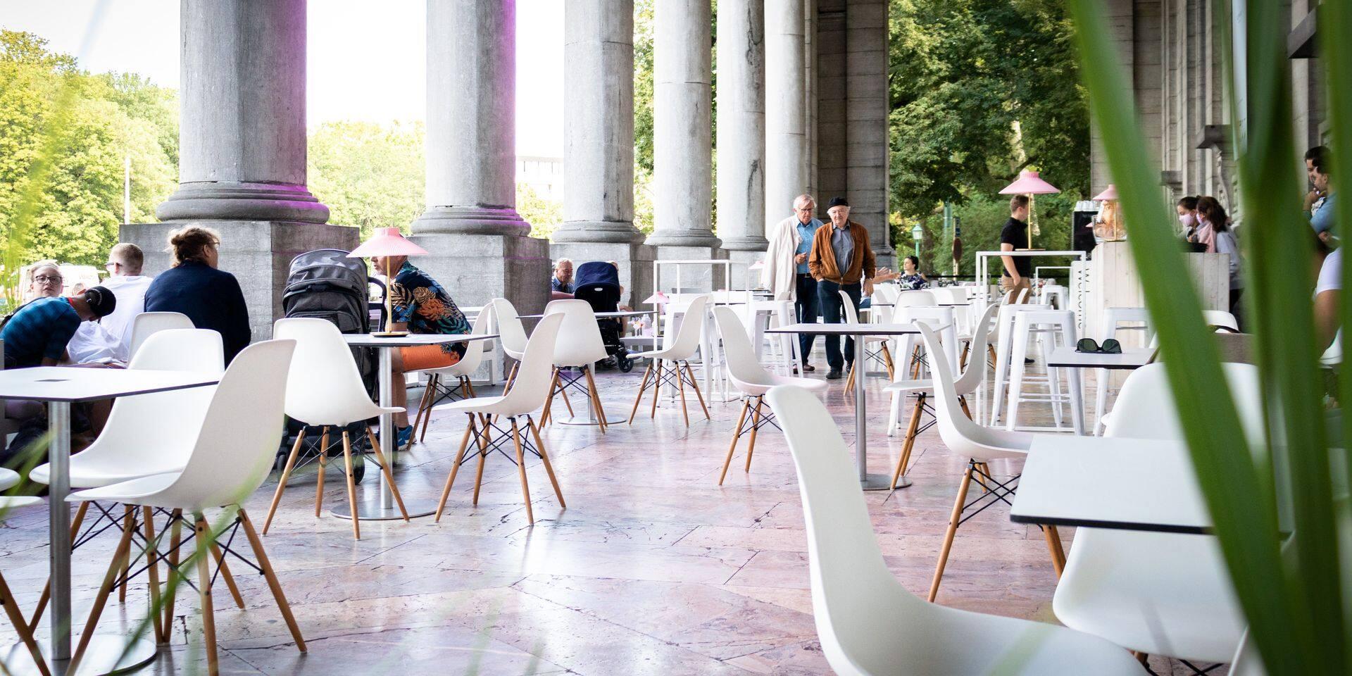 """Bruxelles: """"The Bar"""", le nouveau lieu tendance au Cinquantenaire"""