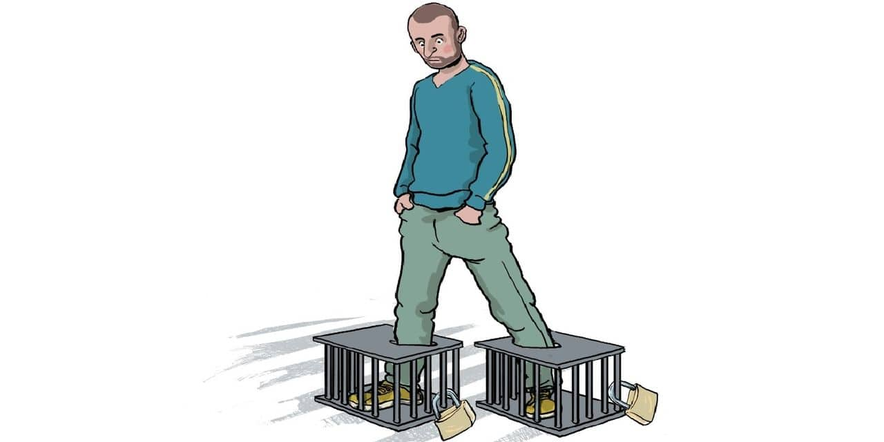 Après la prison, toujours la prison ?