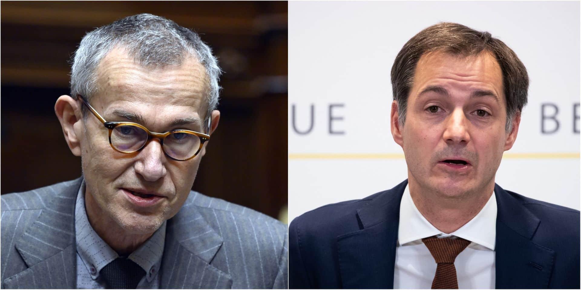 """""""Eviter de paniquer"""" : pourquoi le gouvernement n'envisage pas d'action en justice contre Pfizer"""