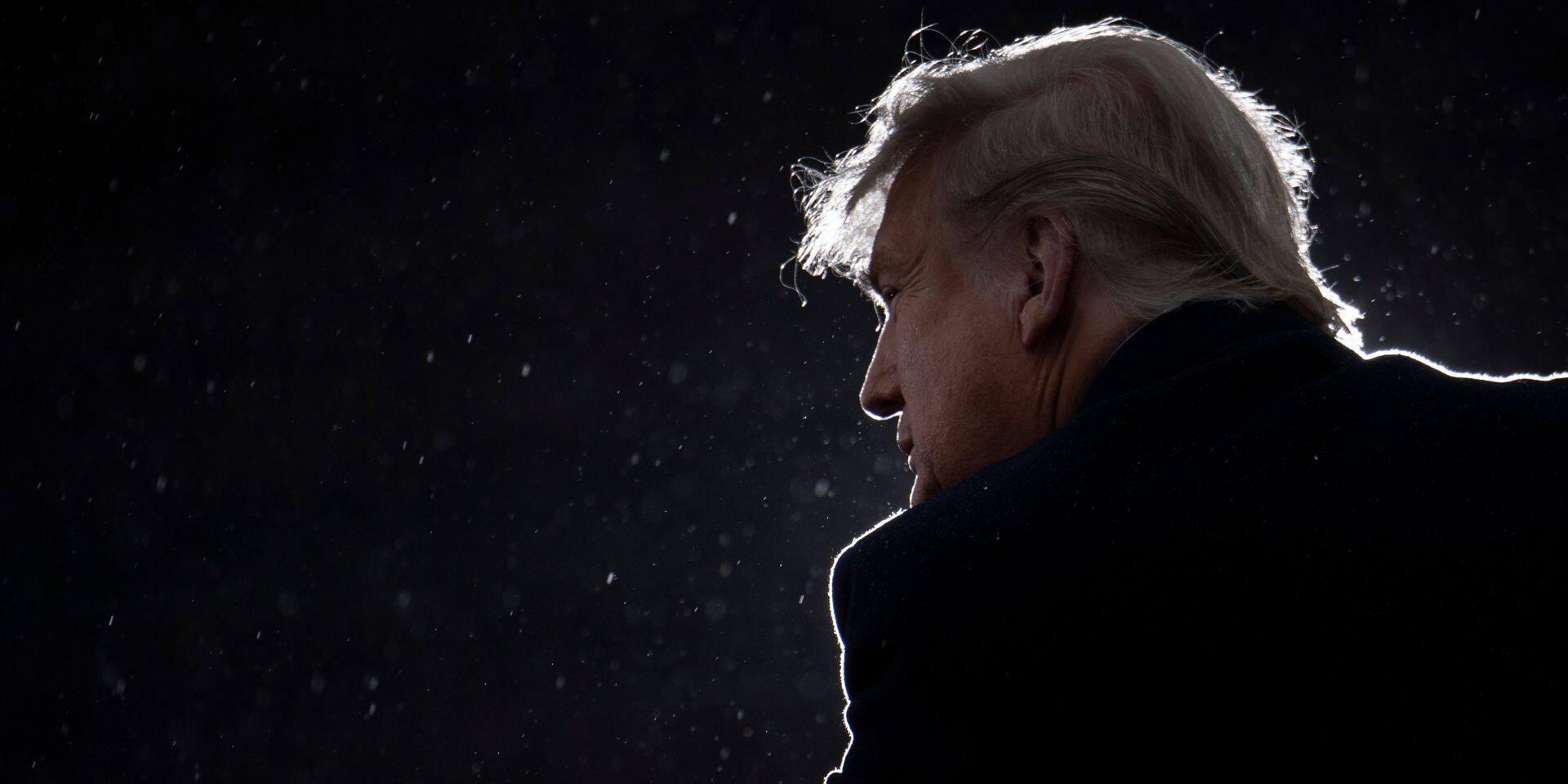 Plus remonté que jamais, Trump n'aurait particulièrement pas apprécié une comparaison faite par ses conseillers
