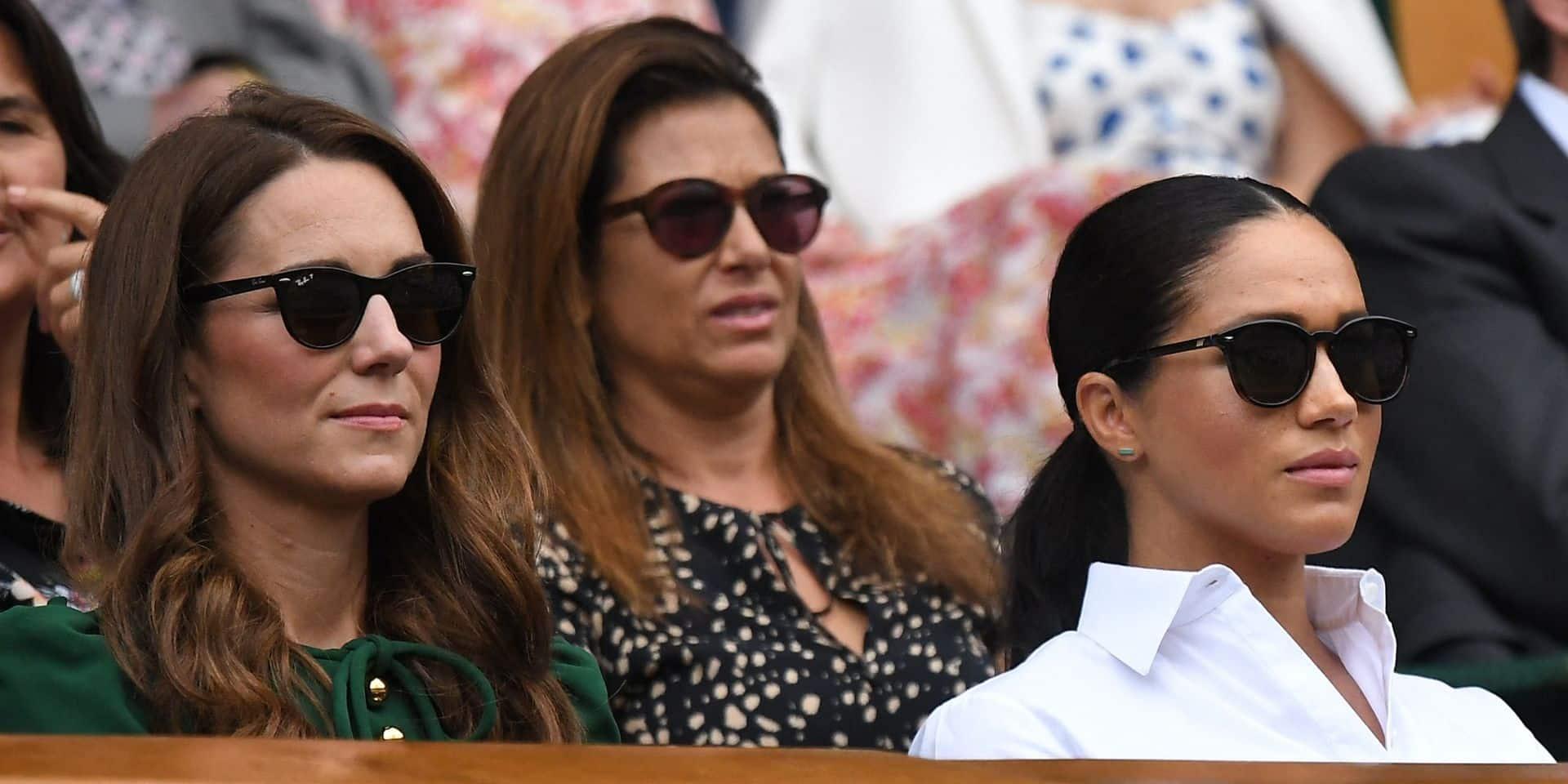 Kate Middleton s'approprie les mêmes baskets abordables que Meghan Markle en Écosse