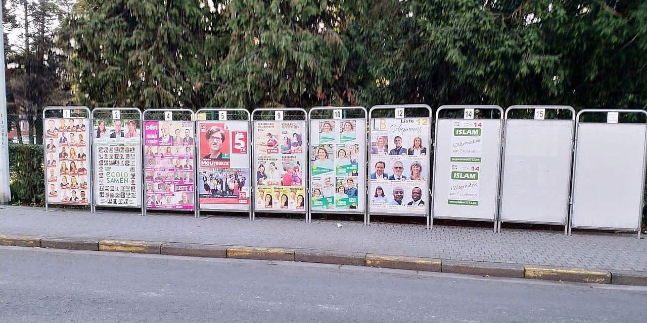 Molenbeek-Saint-Jean : Pas de panneaux pour la N-VA, Schepmans fait un geste