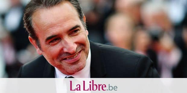 """(FILES) In this file photo taken on May 20, 2019 French actor Jean Dujardin arrives for the screening of the film """"La Belle Epoque"""" at the 72nd edition of the Cannes Film Festival in Cannes, southern France. - Jean Dujardin is playing in the film called """"Le Daim"""" that will be showing in the French cinemas from June 19, 2019. (Photo by Alberto PIZZOLI / AFP)"""