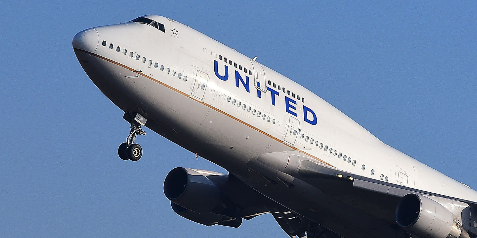 """La crise la plus difficile de l'histoire de l'aviation"" : United Airlines perd sept milliards de dollars en 2020"