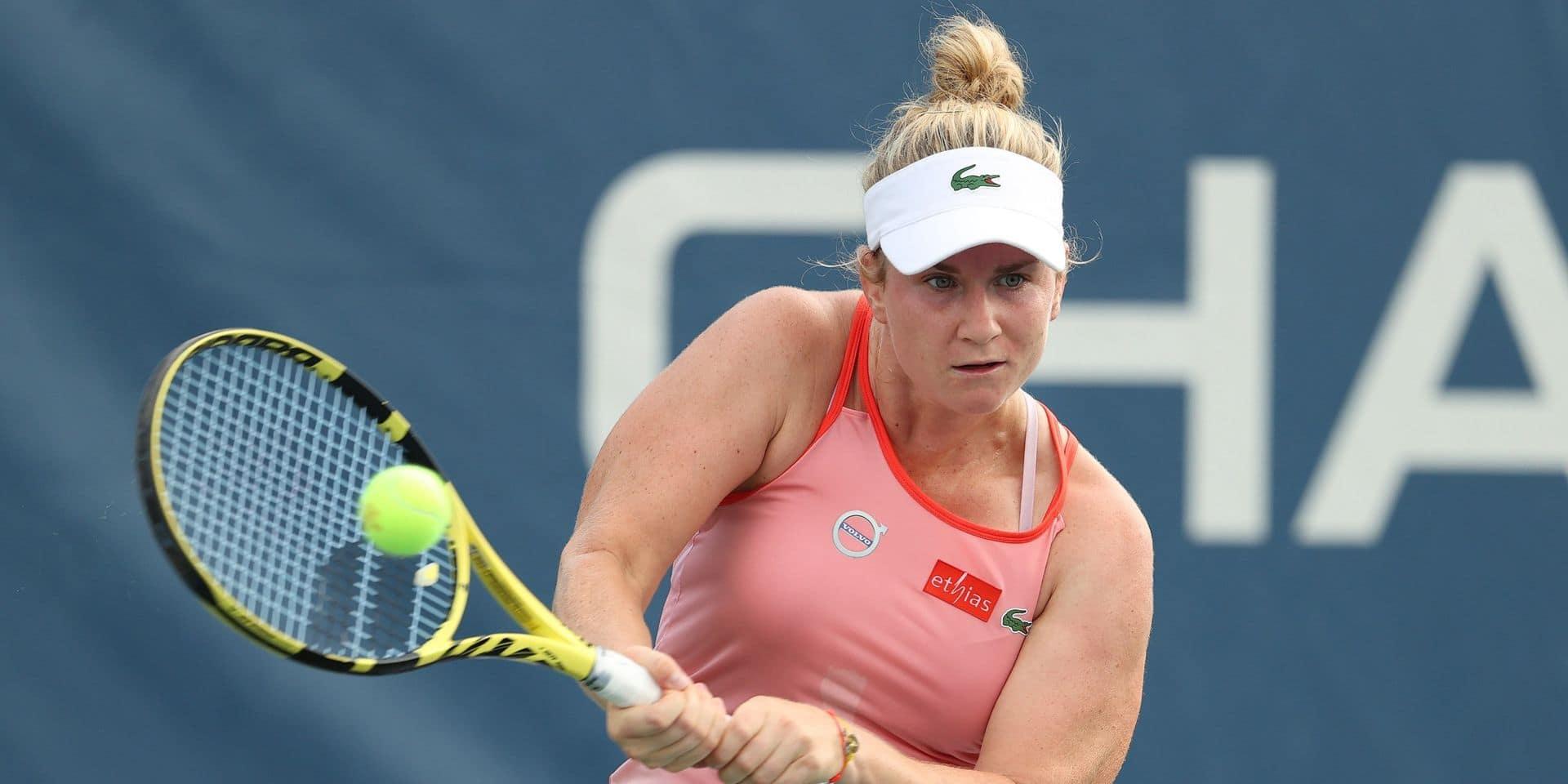 US Open: Bonaventure et Flipkens ne pourront pas quitter New York avant le 12 septembre