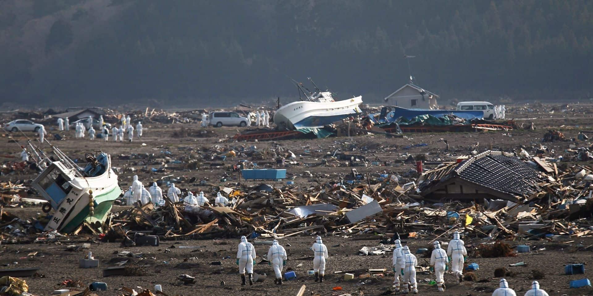 """Dix ans après Fukushima, """"aucun effet néfaste sur la santé"""""""