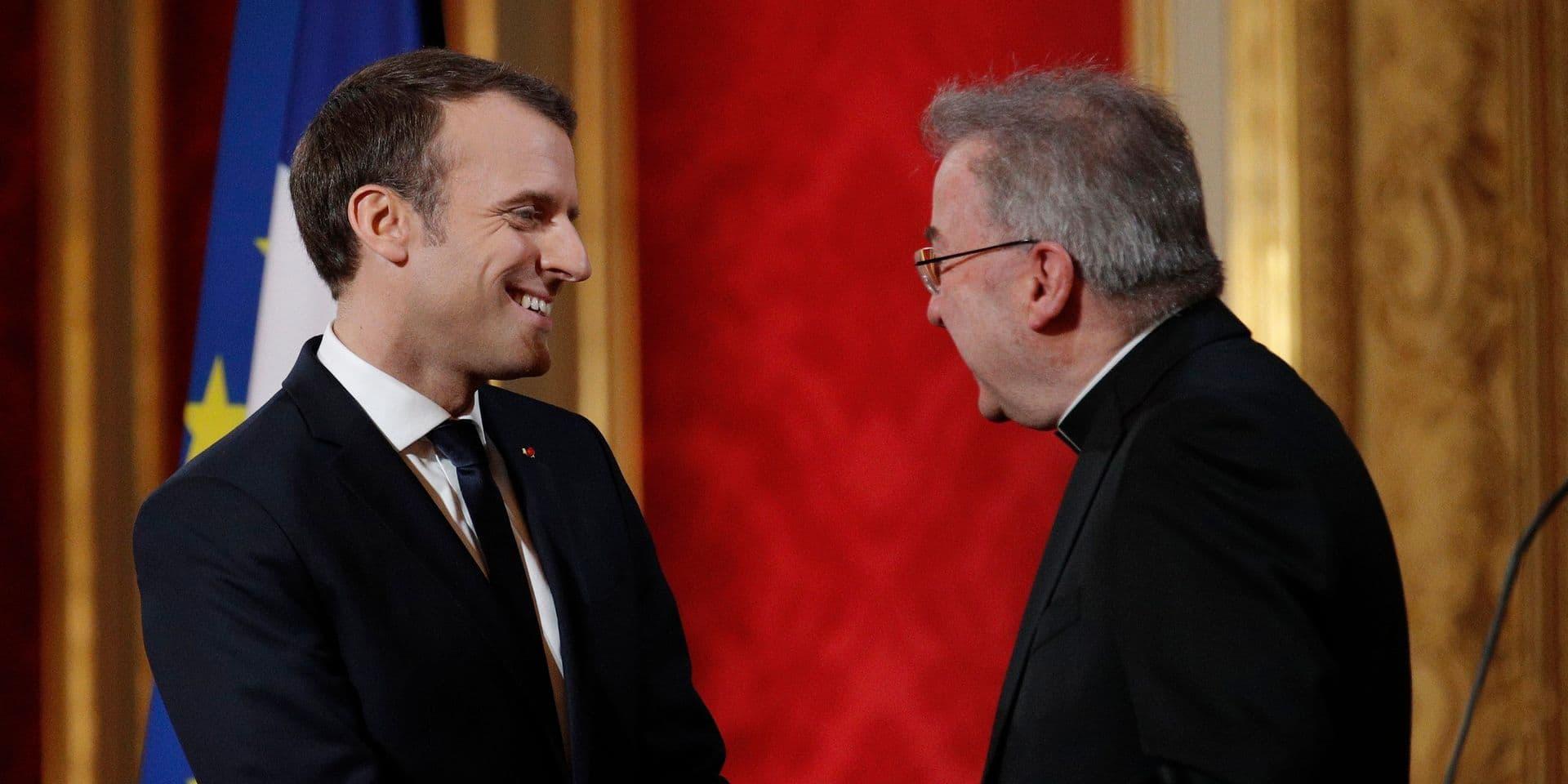 L'ancien ambassadeur du Vatican en France condamné pour agressions sexuelles
