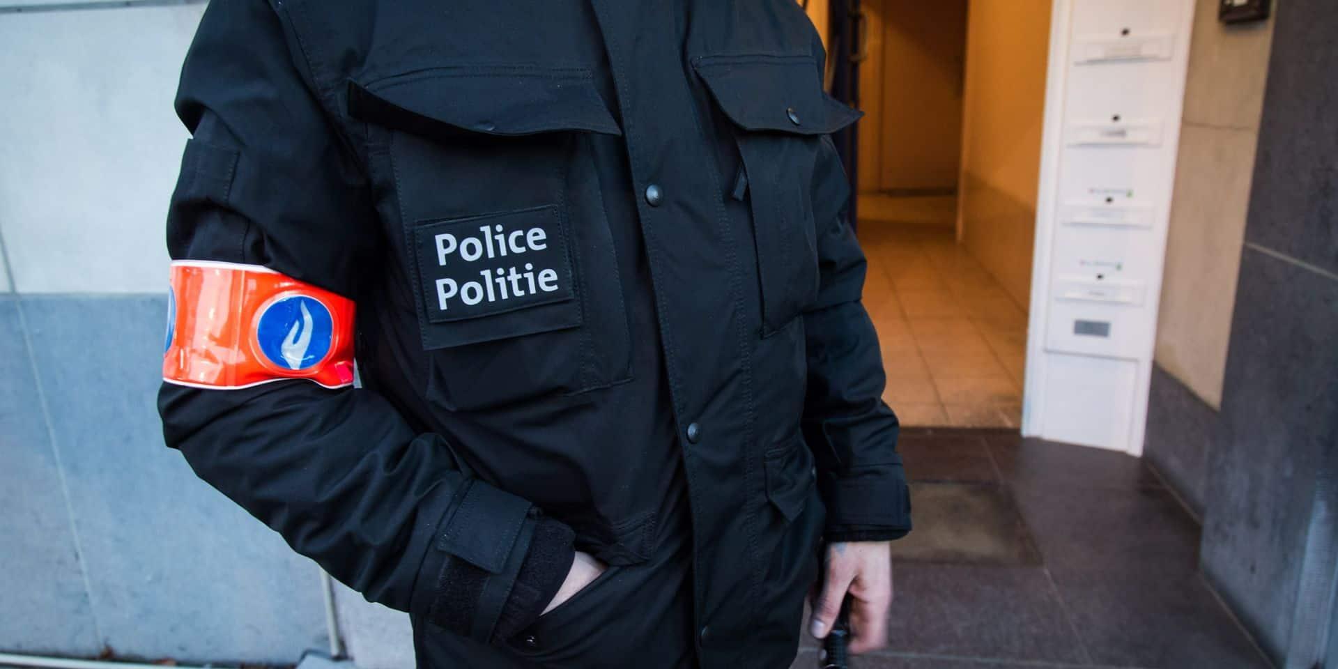 34 policiers en quarantaine et commissariats fermés jusque dimanche dans l'est du Brabant wallon