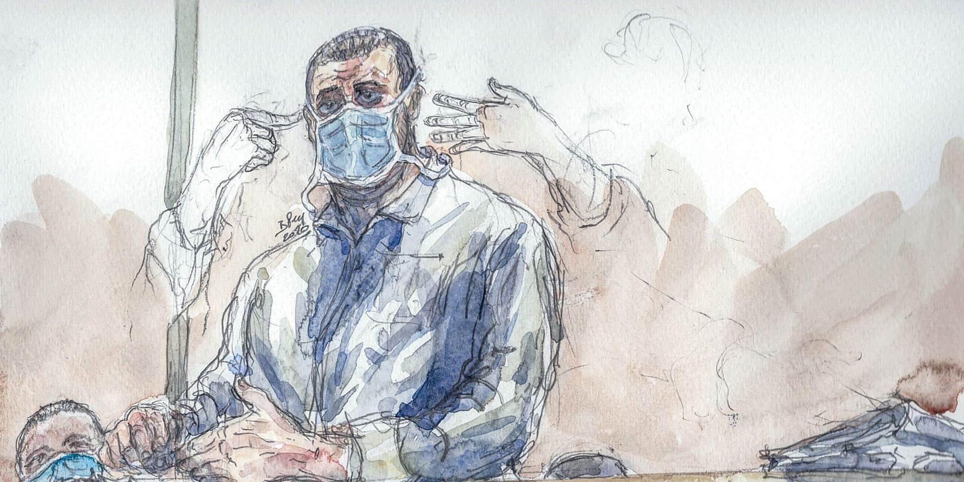 Le procès des attentats de janvier 2015 de nouveau suspendu, toujours en raison du Covid