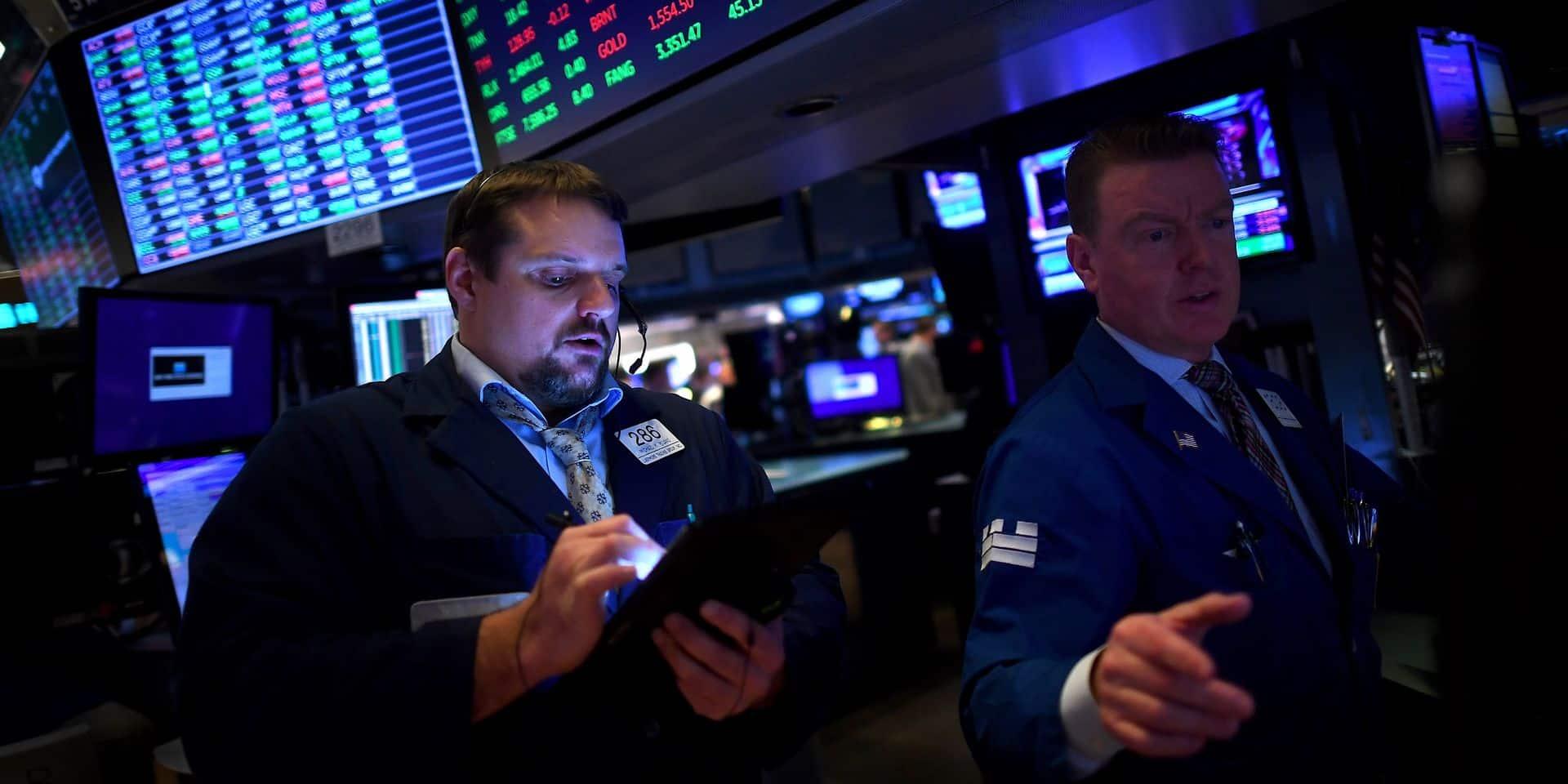 Wall Street ouvre en hausse, le rebond technologique se poursuit