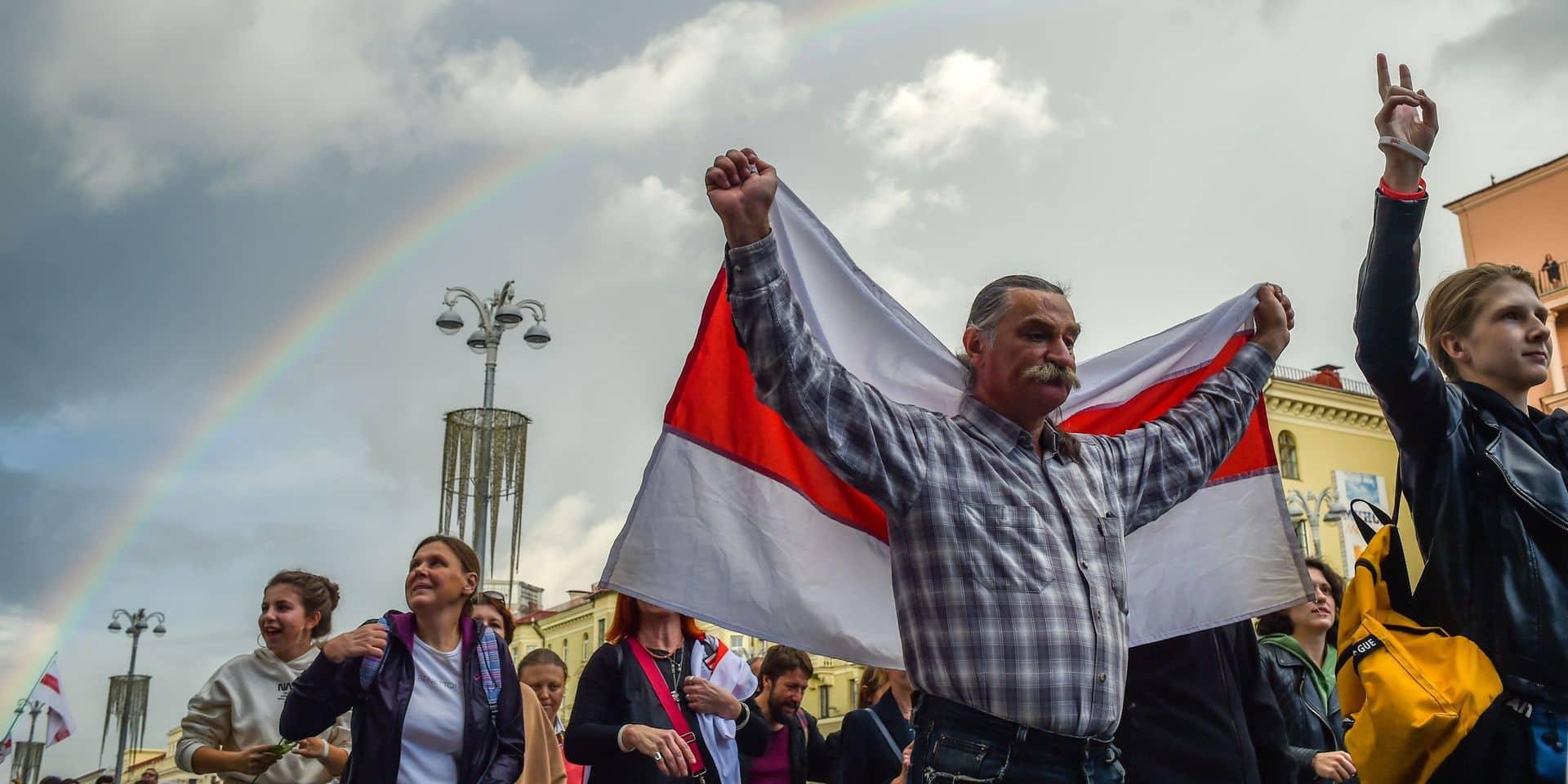 Comment la Belgique peut soutenir concrètement les Biélorusses