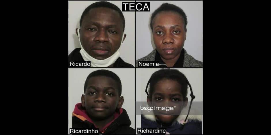 Une famille portée disparue à Bruxelles