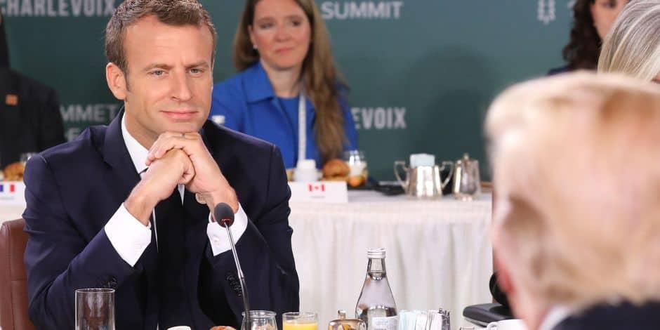 International: Donald Trump torpille le sommet du G7