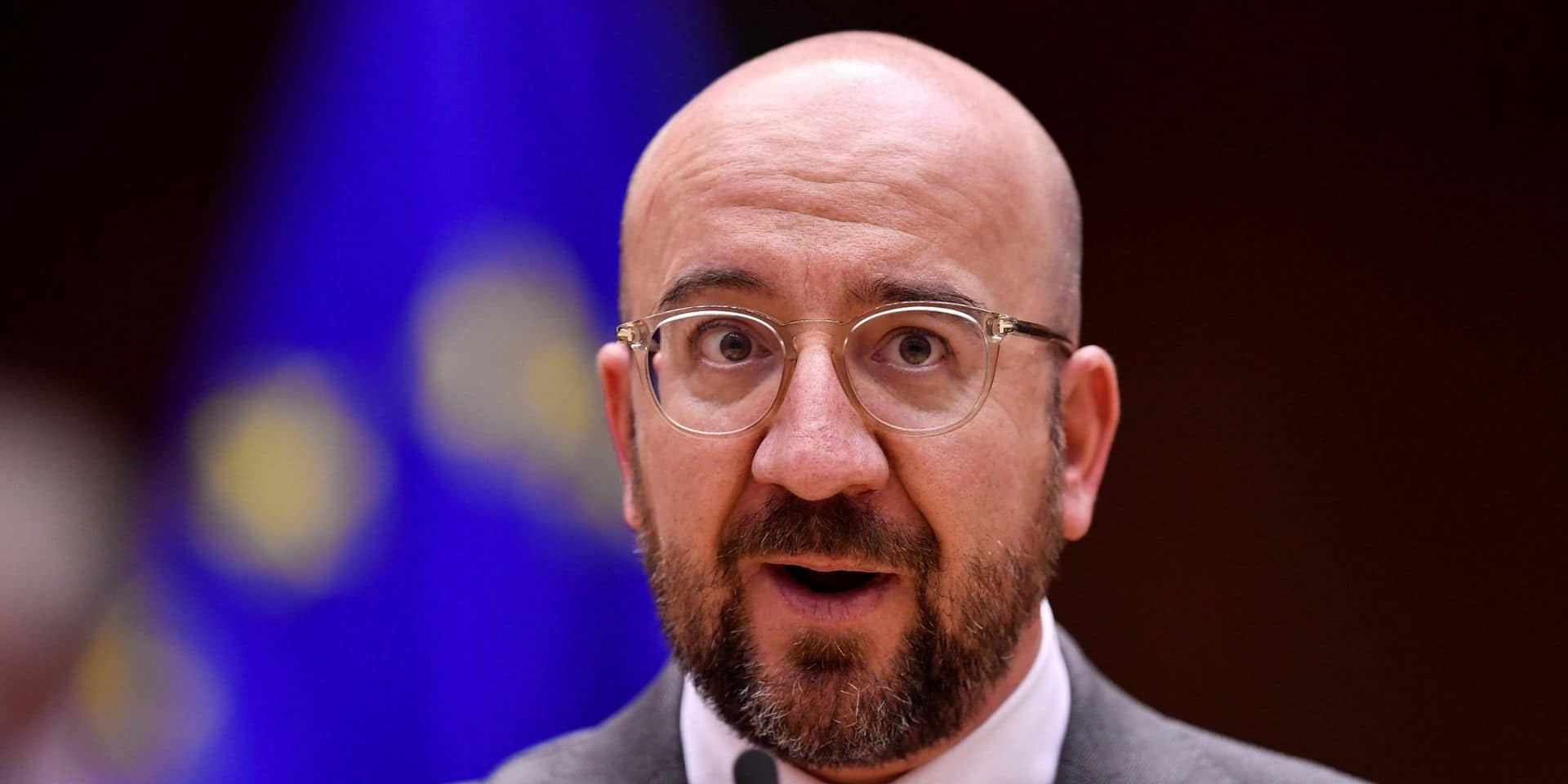 """""""Nous avons hâte de coopérer sur le Covid-19"""": Charles Michel pointe trois champs de coopération post-Brexit avec le Royaume-Uni"""