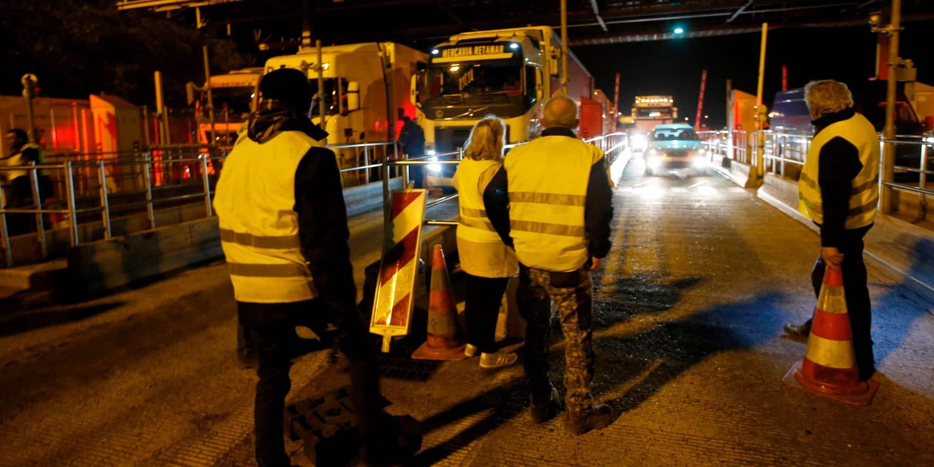 """Un autre """"gilet jaune"""" perd la vie dans un accident en France"""