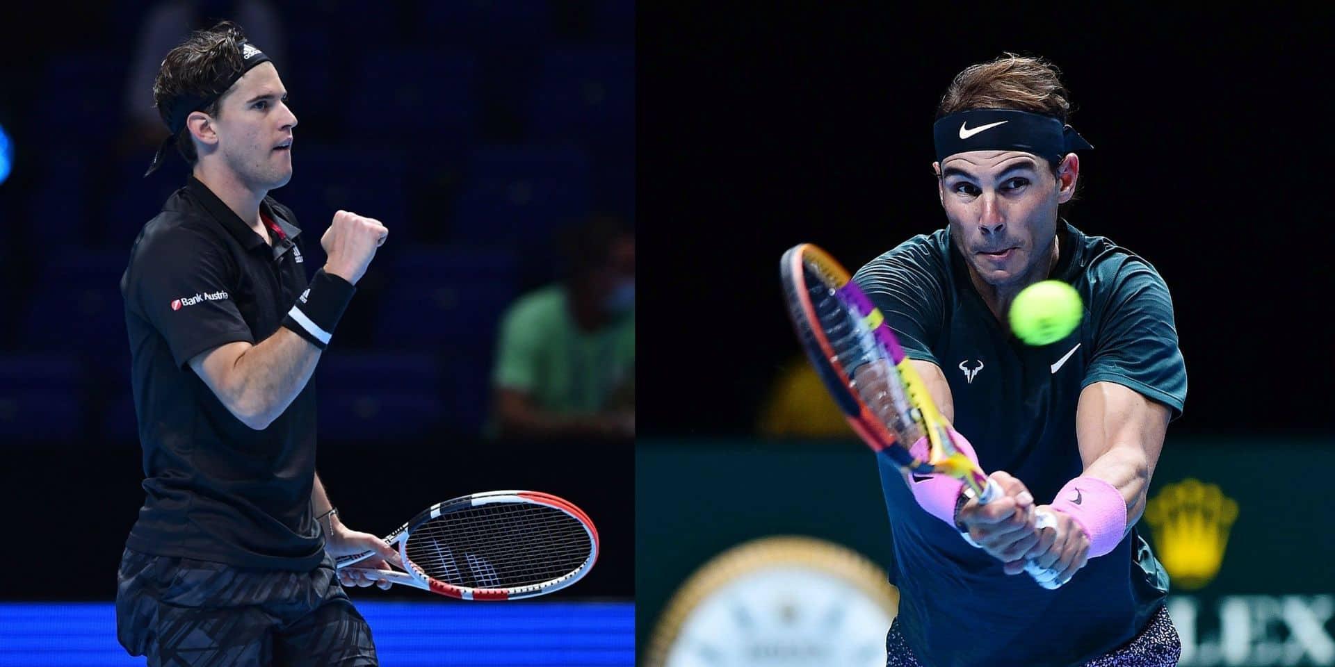 """Nadal et Thiem en patrons à Londres: """"À chaque fois qu'on bat un joueur du top 10 ici c'est spécial"""""""
