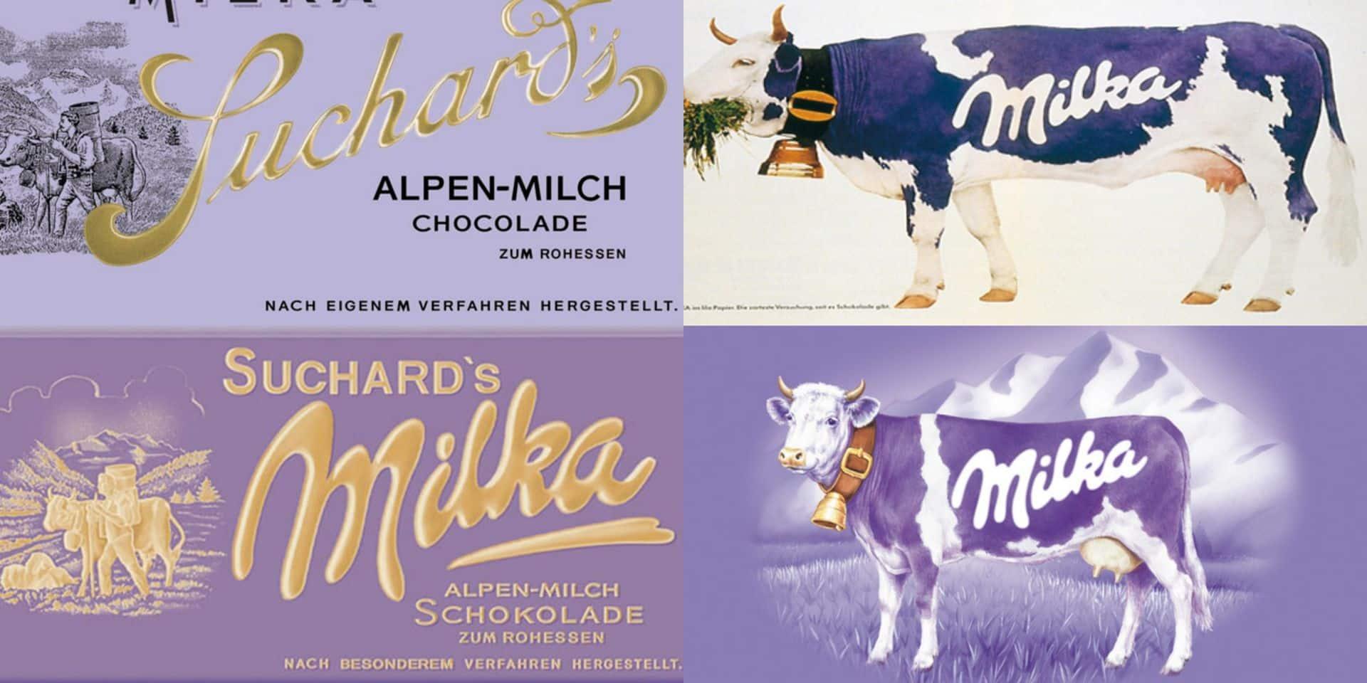 """Les marques indémodables : Milka, """"Et la marmotte..."""""""