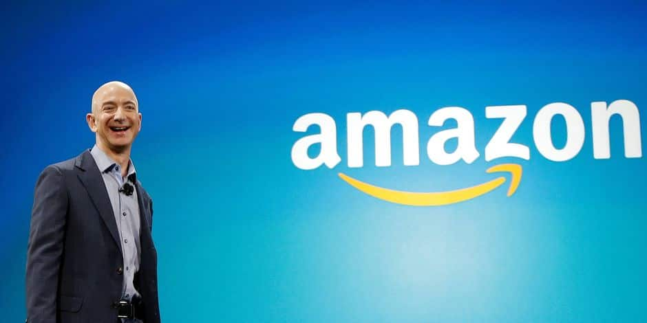 Amazon a atteint les 1 000 milliards de dollars en Bourse