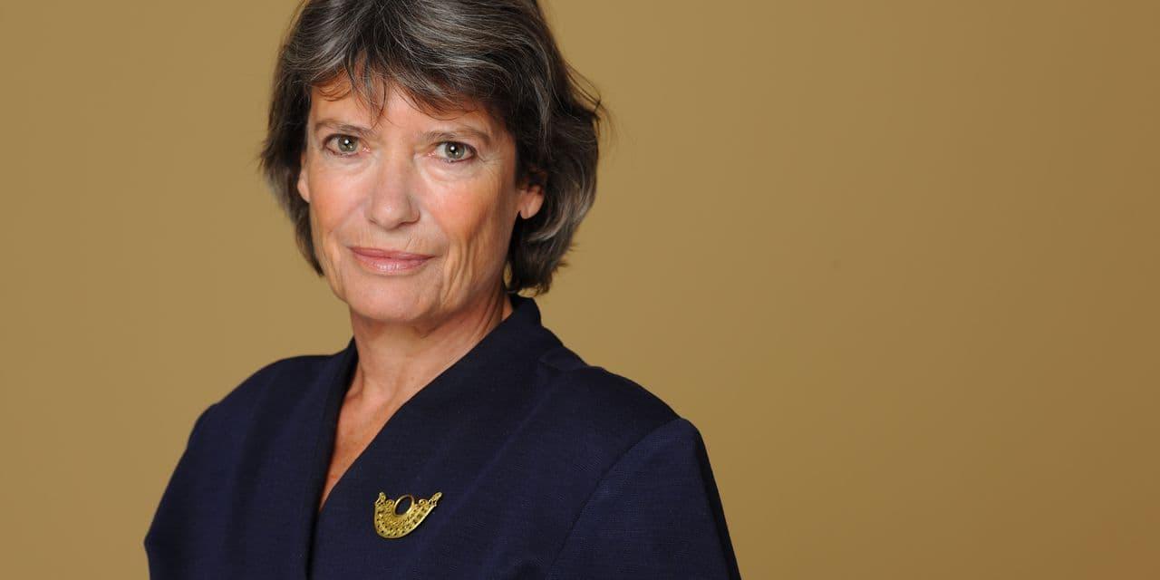 Le profil très politique de Véronique Cayla, ancienne patronne d'Arte et présidente du conseil... - lalibre.be