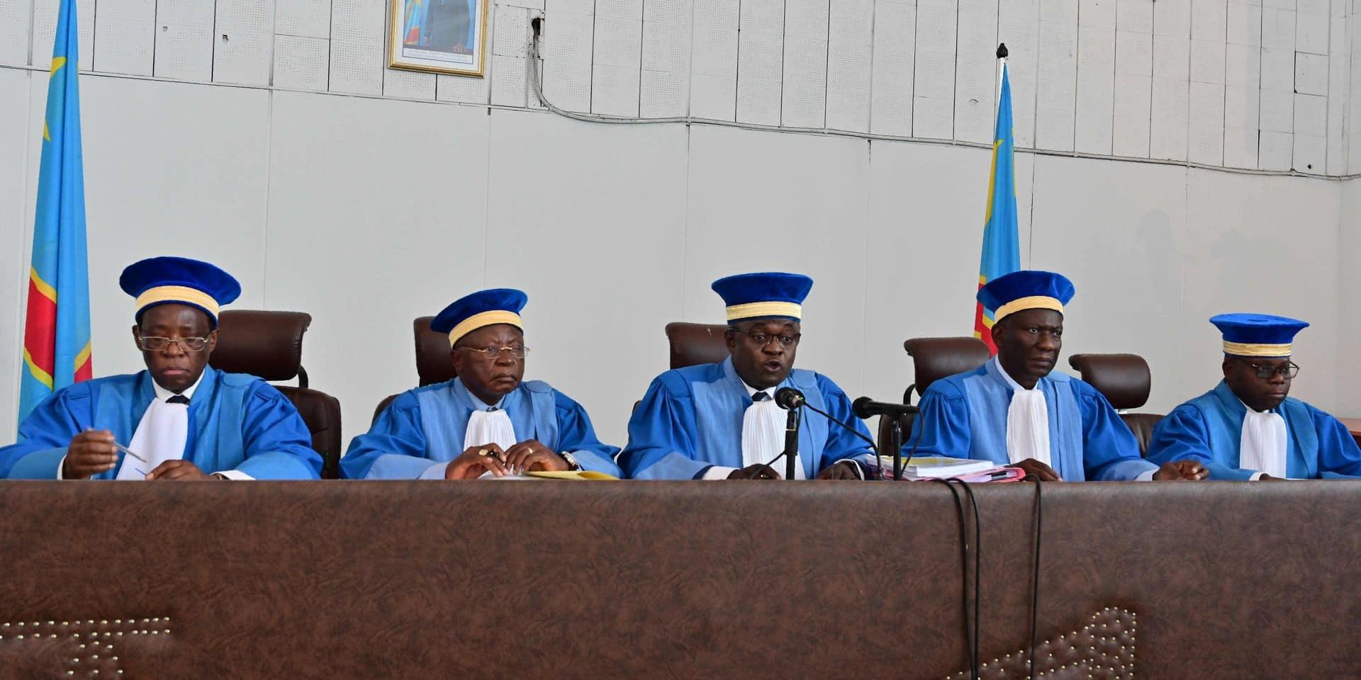 La Cour constitutionnelle a confirmé les résultats de la Ceni en faisant un pied de nez aux pays de la région