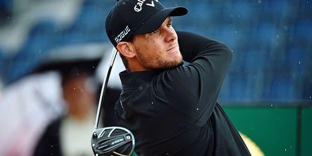 Golf : la dernière chance de Thomas Pieters - La Libre