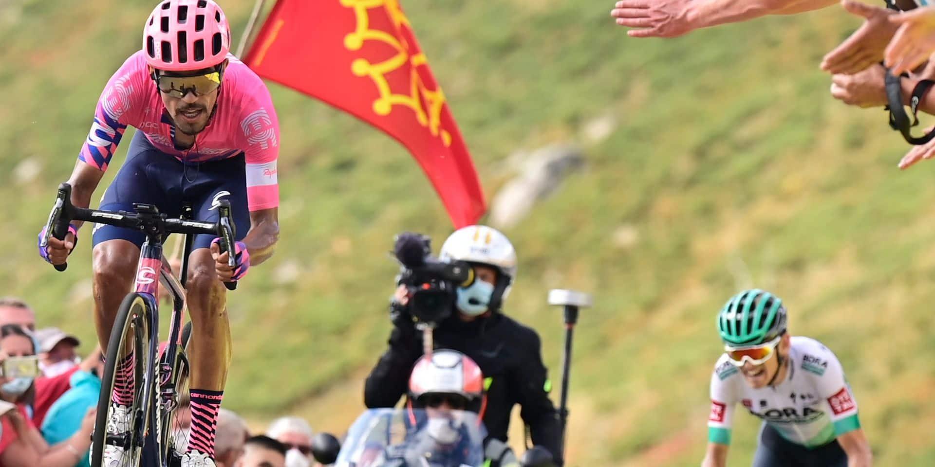 Martinez, le Diable sort de sa boîte en s'imposant au sommet du Puy Mary
