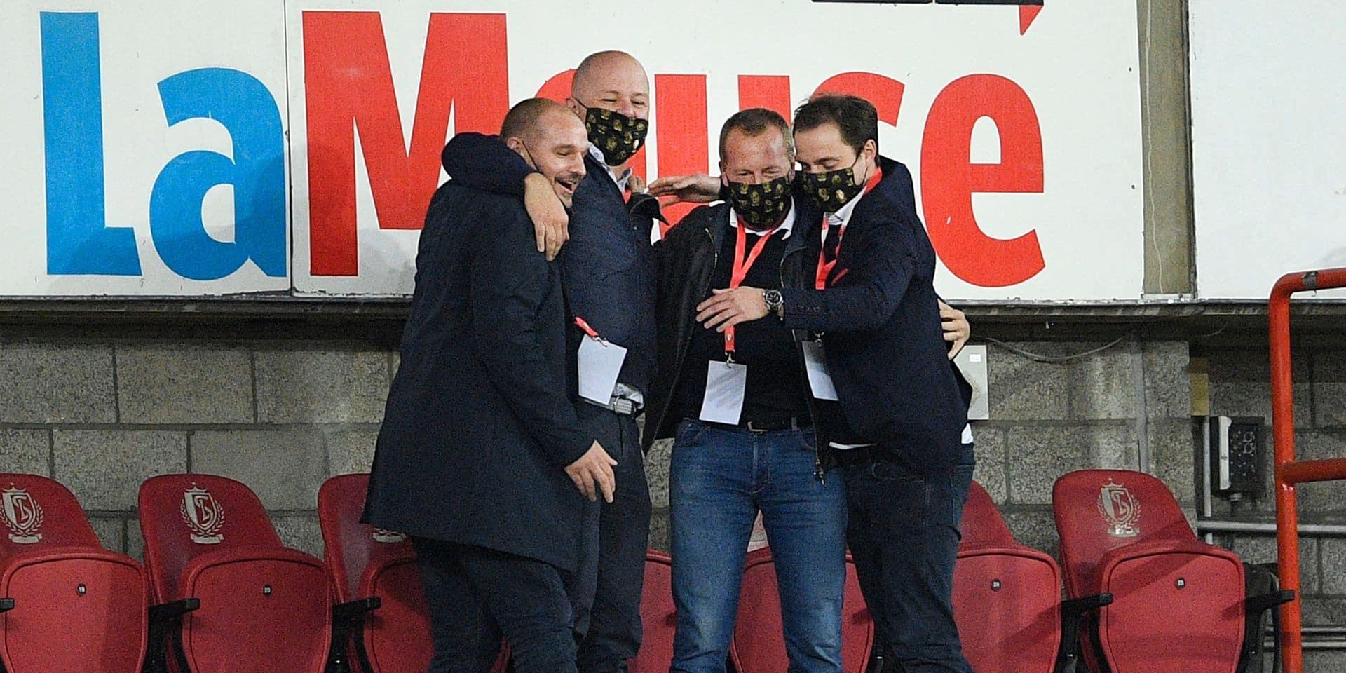 Le Standard, La Gantoise et l'Antwerp connaîtront leurs adversaires ce vendredi