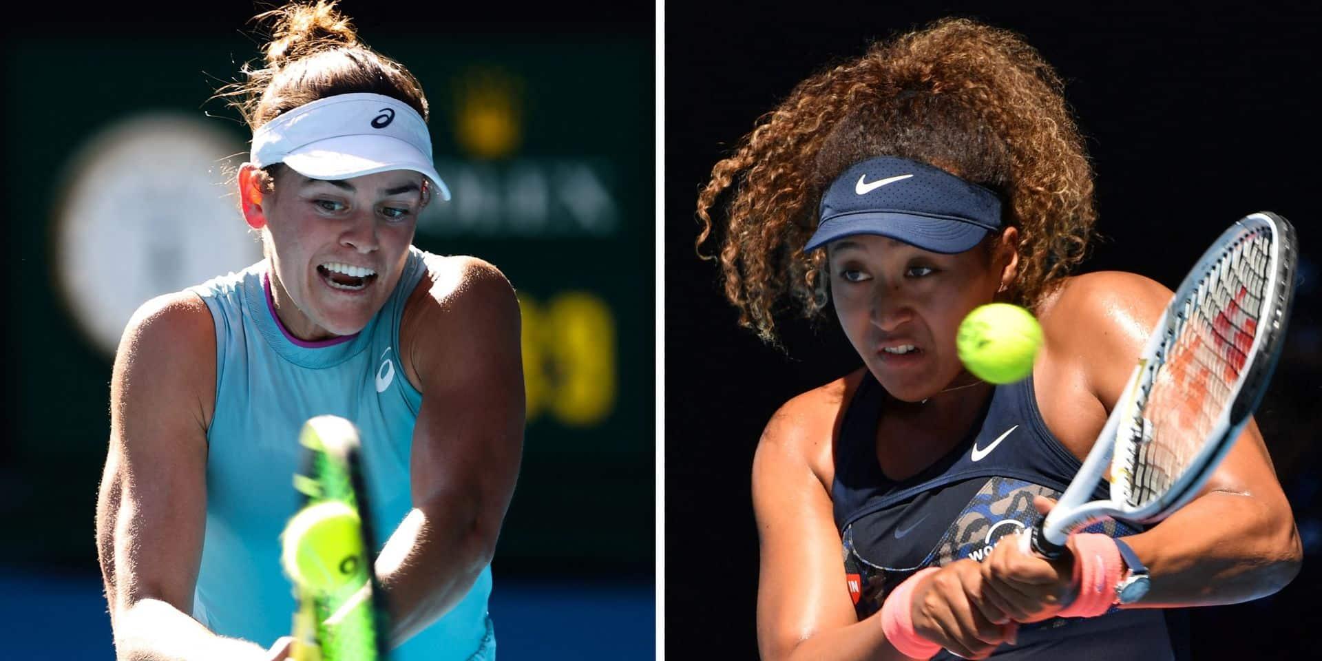 Naomi Osaka vient à bout de Jennifer Brady et remporte son 2e Open d'Australie (6-4, 6-3)