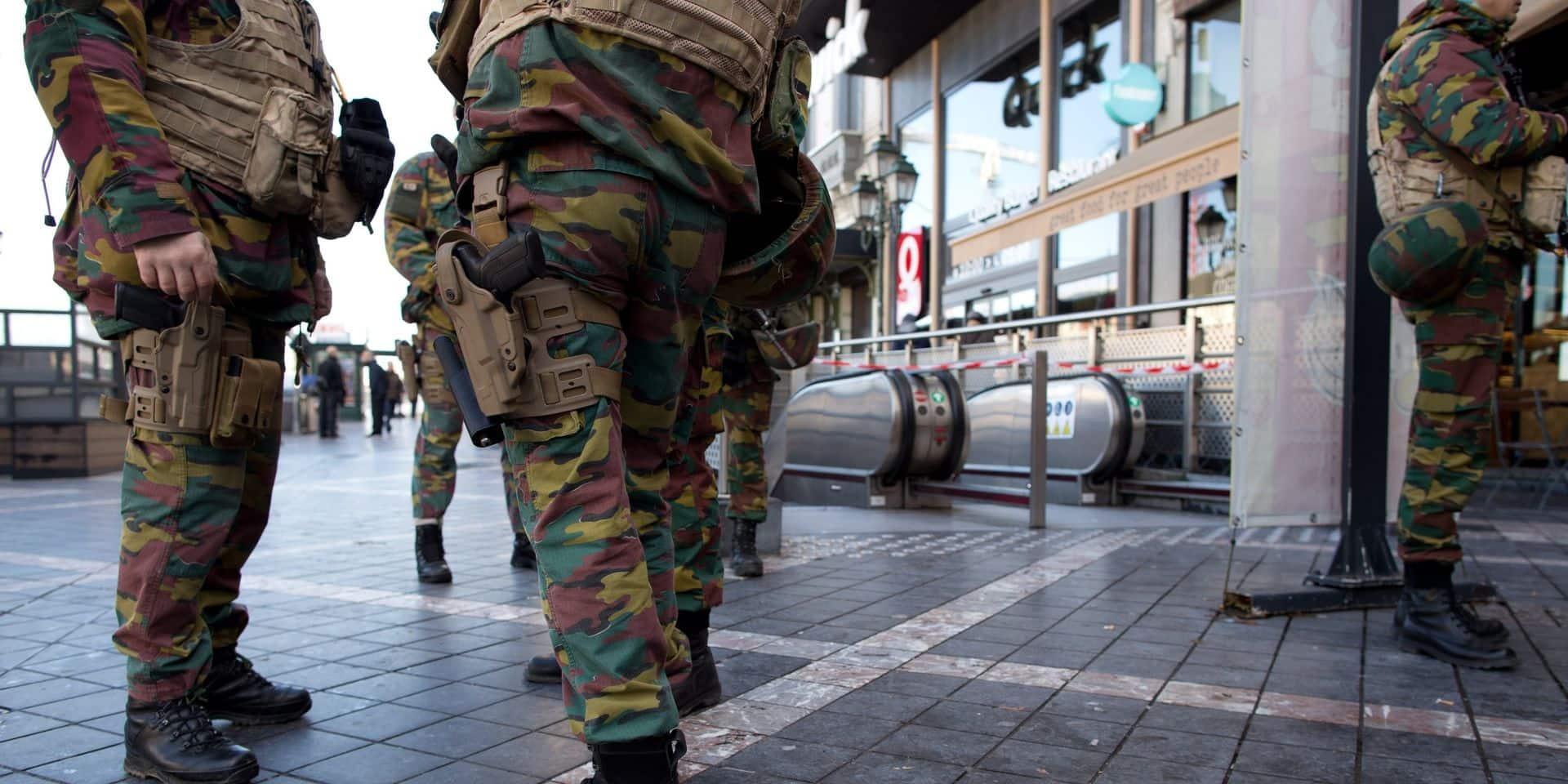Quatorze militaires en opération ont été contaminés: le combat de l'armée belge contre le coronavirus