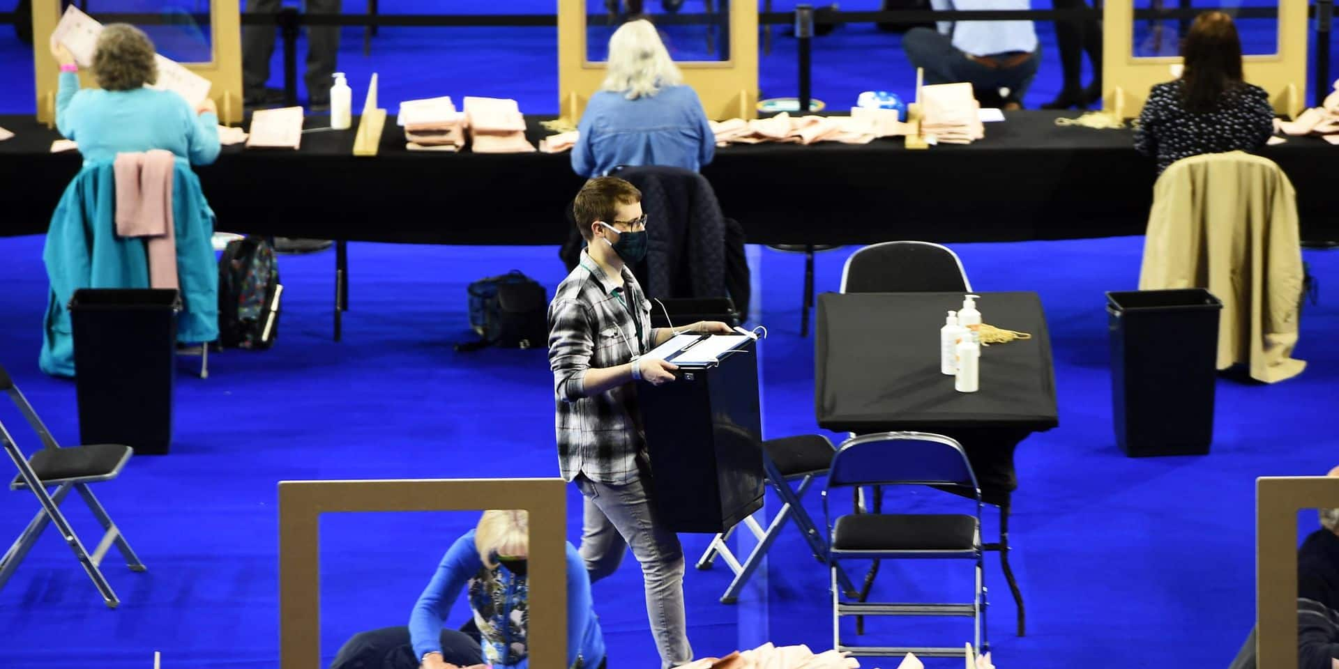 Elections: en Ecosse, une majorité indépendantiste reste en suspens
