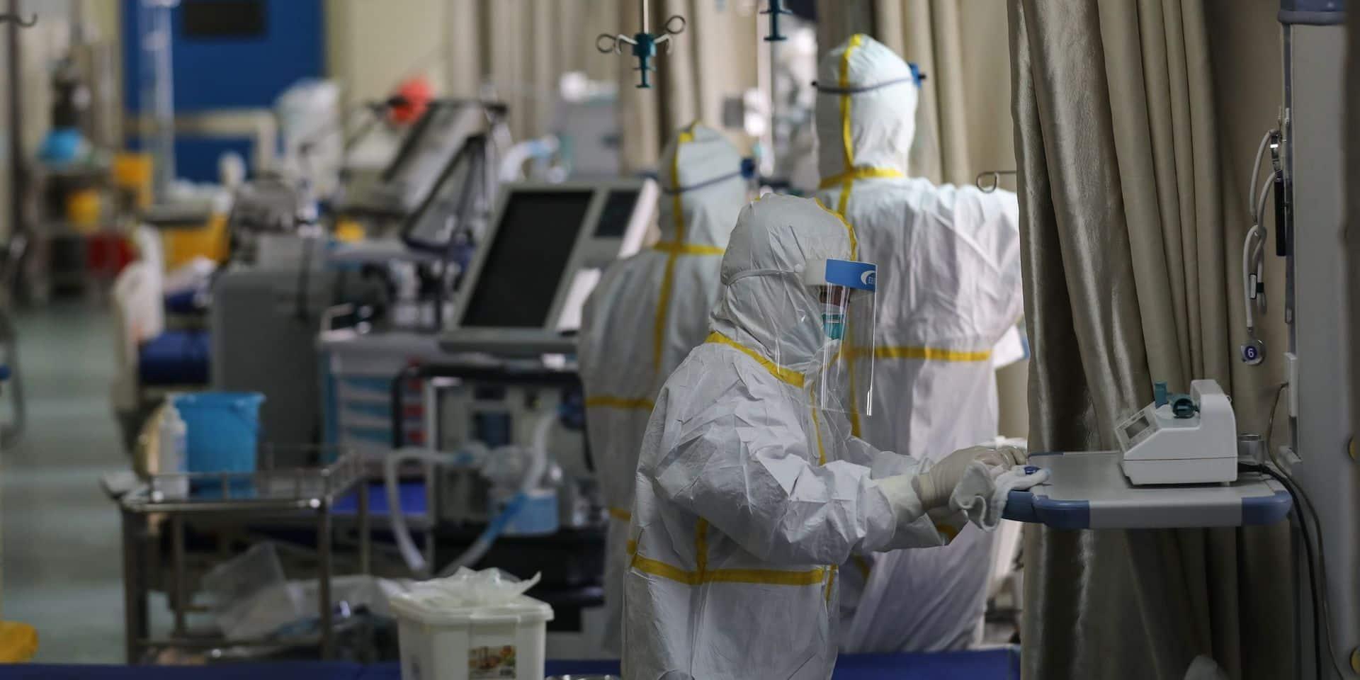 """Coronavirus: la """"pandémie est maîtrisable"""", insiste l'OMS"""